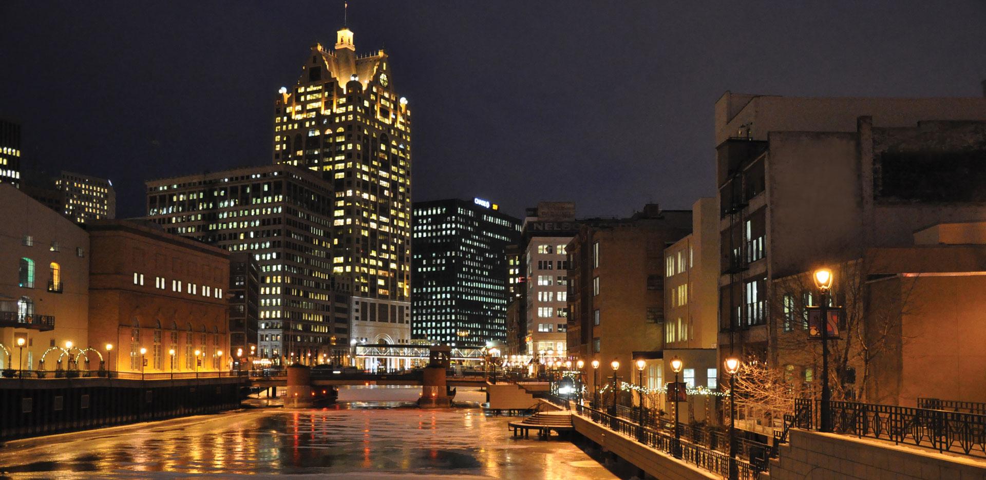 Milwaukee City View