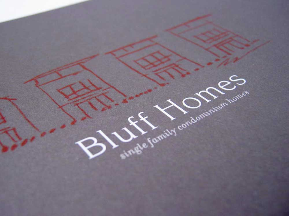 Bluff Homes