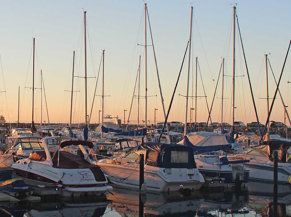 Waukegan Marina